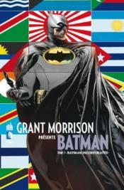 Grant Morrison presente Batman t.7 - Couverture - Format classique