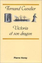 Victoria et son dragon - Couverture - Format classique