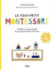 Le tout-petit Montessori - Couverture - Format classique