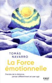 La force émotionnelle - Couverture - Format classique