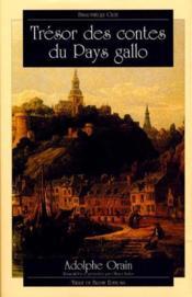 Tresor des contes du pays gallo - Couverture - Format classique