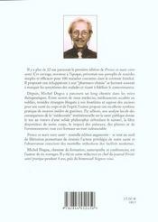 Prenez En Main Votre Sante Toutes Les Maladies Courantes 7e Edition - 4ème de couverture - Format classique