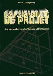 La faisabilite de projet - Couverture - Format classique