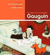 Coeur De Monsieur Gauguin (Le) - Couverture - Format classique
