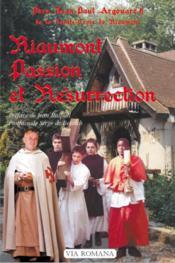 Riaumont, passion et résurrection - Couverture - Format classique
