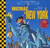 Micmac à New York - Couverture - Format classique