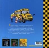 Micmac à New York - 4ème de couverture - Format classique