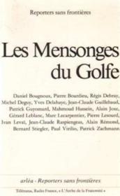 Mensonges Du Golfe (Les) - Couverture - Format classique