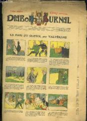 Diabolo Journal N° 35 Du Dimanche 20 Decembre 1914. - Couverture - Format classique