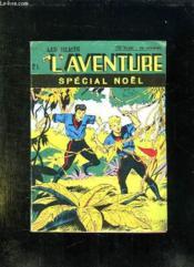 Les Heros De L Aventure. Special Noel 1968. - Couverture - Format classique