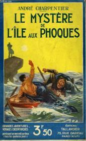 Le Mystere De L'Ile Aux Phoques - Couverture - Format classique