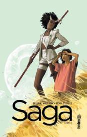 Saga t.3 - Couverture - Format classique