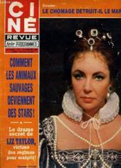 Cine Revue - Tele-Programmes - 61e Annee - N° 4 - Signe Furax - Couverture - Format classique