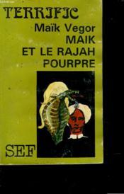 Maik Et Le Rajah Pourpre - N°3 - Couverture - Format classique