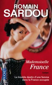 Mademoiselle France - Couverture - Format classique