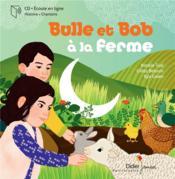 Bulle et Bob à la ferme - Couverture - Format classique