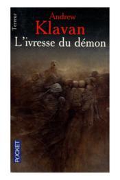 L'Ivresse Du Demon - Couverture - Format classique