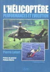 L'helicoptere, performances et evolution - Intérieur - Format classique