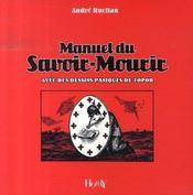 Manuel du savoir-mourir avec des dessins paniques de topor (3e édition) - Intérieur - Format classique