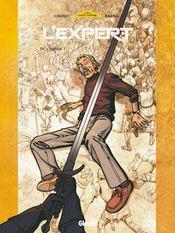 L'expert t.4 ; justice - Intérieur - Format classique