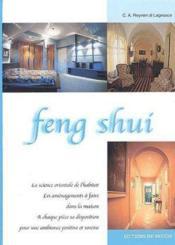 Feng shui - Couverture - Format classique
