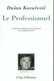 Le Professionnel - Intérieur - Format classique