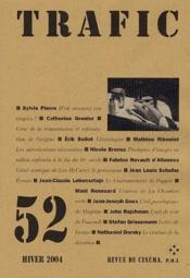 Revue Trafic N.52 - Couverture - Format classique