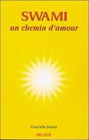 Swami - un chemin d'amour - Couverture - Format classique