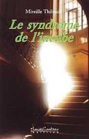 Syndrome de l'incube - Couverture - Format classique