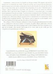Revue La Licorne T.57 - 4ème de couverture - Format classique