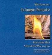 Main basse sur... la langue francaise - Intérieur - Format classique