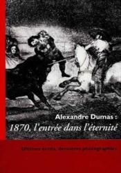 Cahiers Alexandre Dumas N27 - Couverture - Format classique