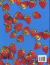 Le Grand Livre Des Desserts - 4ème de couverture - Format classique