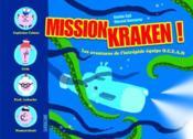Mission kraken ! les aventures de l'intrépide équipe O.C.E.A.N. - Couverture - Format classique
