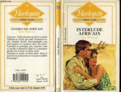 Interlude Africain - Safary Heart Break - Couverture - Format classique