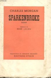 Sparkenbroke - Couverture - Format classique
