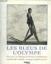 Les Bleus De L'Olympe - Couverture - Format classique