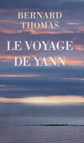 Le voyage de Yann - Couverture - Format classique