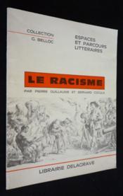 Le Racisme - Couverture - Format classique