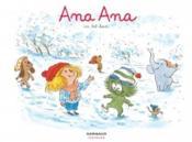 Ana Ana T.14 ; un bel hiver - Couverture - Format classique