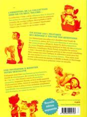 OSEZ ; tout osez ; le guide de la sexualité joyeuse et libérée - 4ème de couverture - Format classique