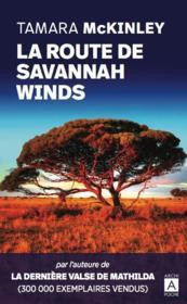 La route de Savannah Winds - Couverture - Format classique