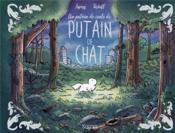 Putain de chat HORS-SERIE ; les contes - Couverture - Format classique