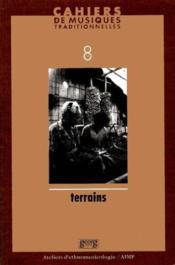 Cahiers De Musiques Traditionnelles Vol.8 D - Couverture - Format classique