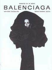 Balenciaga - Intérieur - Format classique