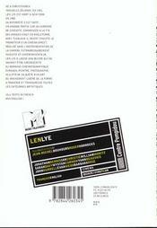 Len lye - 4ème de couverture - Format classique