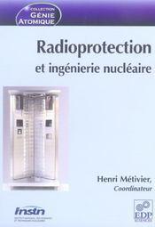 Radioprotection et ingénierie nucléaire - Intérieur - Format classique