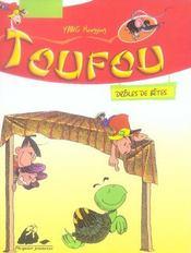 Toufou, Droles De Betes - Intérieur - Format classique
