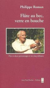 Flute Au Bec,Verre En Bouche (Vente Ferme) - Intérieur - Format classique