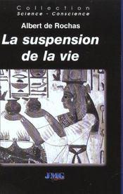 Suspension de la vie (la) - Intérieur - Format classique